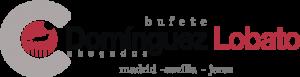 Logo 2016 Bufete Abogados Dominguez-Lobato Madrid Sevilla Jerez