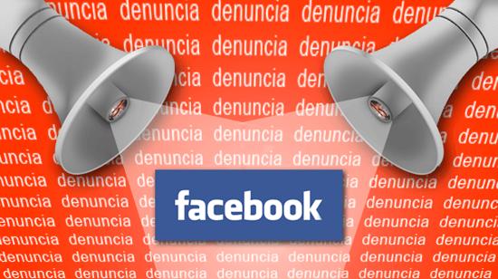 Denuncias-ofensas en-Facebook