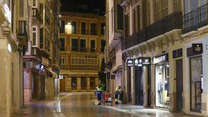 toque de queda estado de alarma en andalucia
