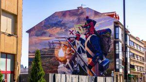 Graffiti-gigantes-dere chos de autor demandas