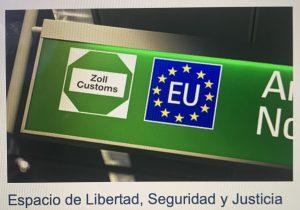 espacio de libertad seguridad y justicia en UE