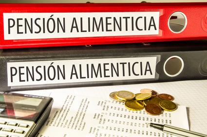 Pensión alimenticia (manutención, abogado)