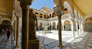 casa-pilatos-courtyard-abogados en sevilla