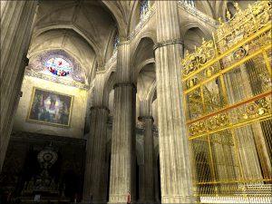 templo metropolitano de sevilla-rejas catedral de sevilla-abogados de sevilla