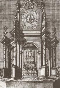 tumulo a felipe II iglesia catedral de sevilla-abogados en sevilla