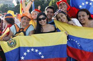 permiso residencia ciudadanos de venezuela en españa